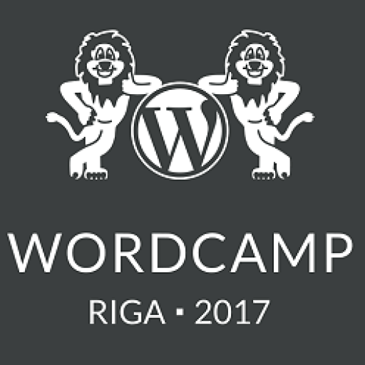 WordCamp Riga 2017 25 26 November